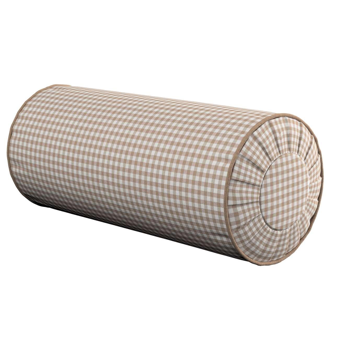 Valček so záložkami V kolekcii Quadro, tkanina: 136-05