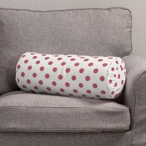 Ritinio formos  pagalvėlės užvalkalas su klostėmis Ø 20 x 50 cm kolekcijoje Ashley , audinys: 137-70
