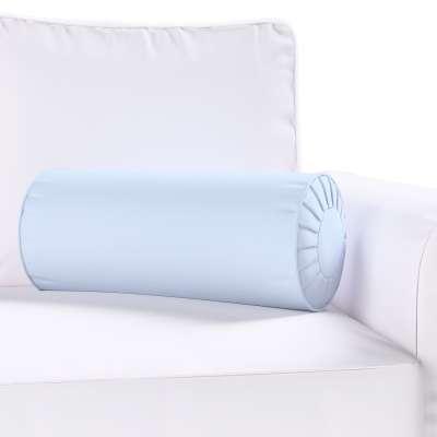 Nackenrolle mit Falten 133-35 hellblau Kollektion Loneta