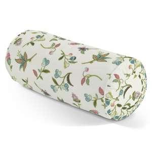 Ritinio formos  pagalvėlės užvalkalas su klostėmis Ø 20 x 50 cm kolekcijoje Londres, audinys: 122-02