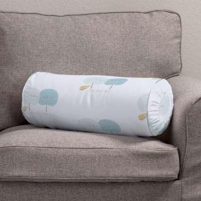Poduszka wałek z zakładkami w kolekcji Little World, tkanina: 151-02