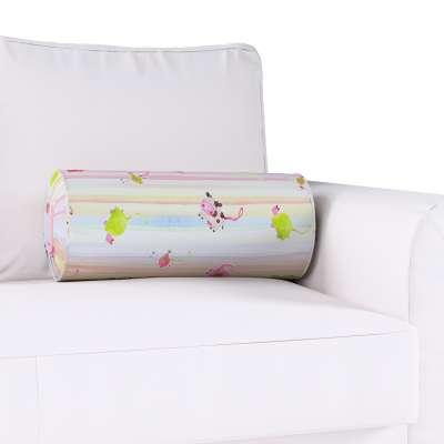 Poduszka wałek z zakładkami w kolekcji Little World, tkanina: 151-05