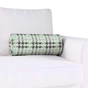 Ritinio formos  pagalvėlė su klostėmis kolekcijoje Brooklyn, audinys: 137-77