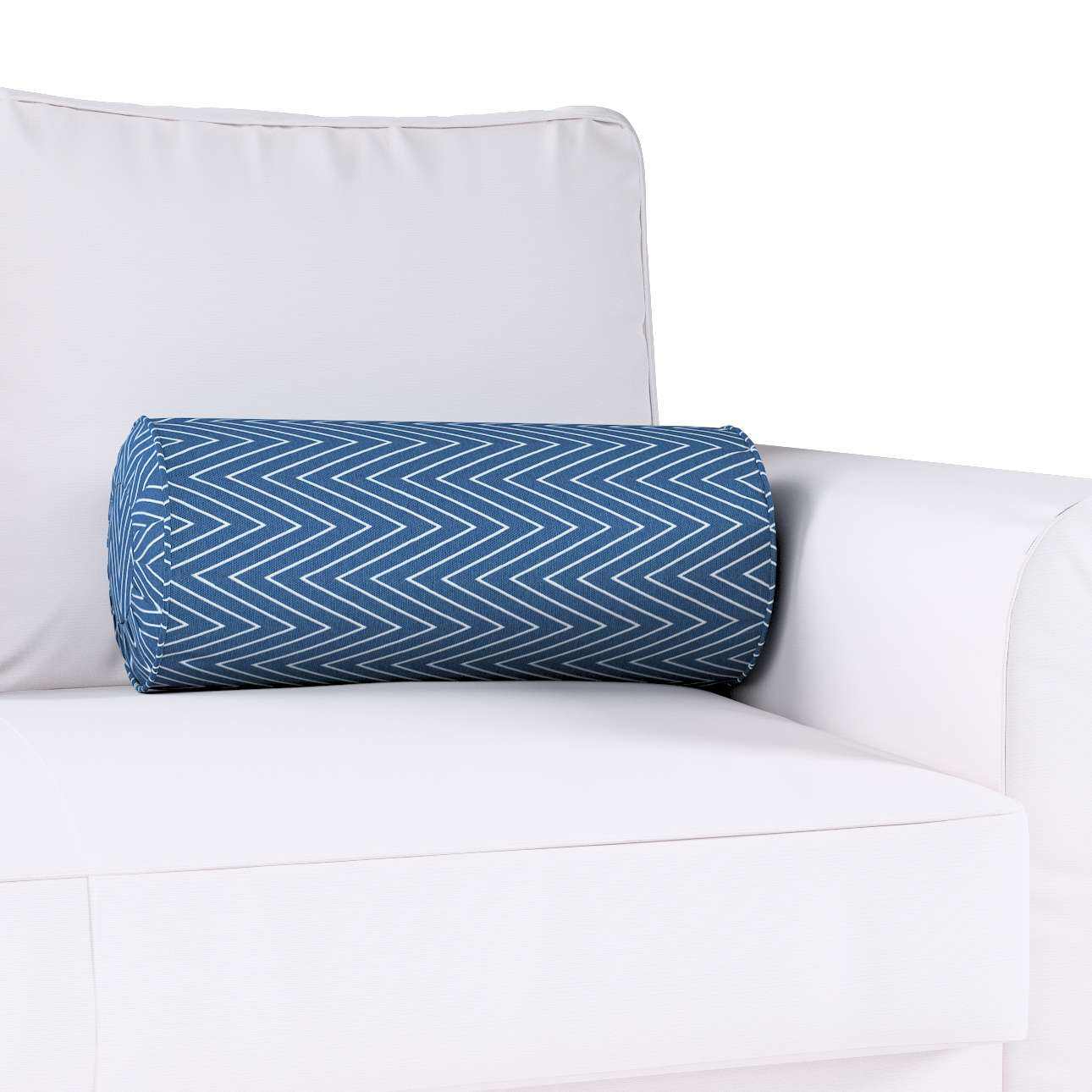 Ritinio formos  pagalvėlė su klostėmis kolekcijoje Brooklyn, audinys: 137-88