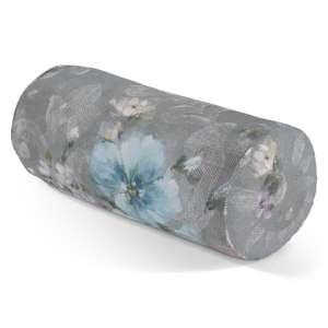 Ritinio formos  pagalvėlės užvalkalas su klostėmis Ø 20 x 50 cm kolekcijoje Monet, audinys: 137-81