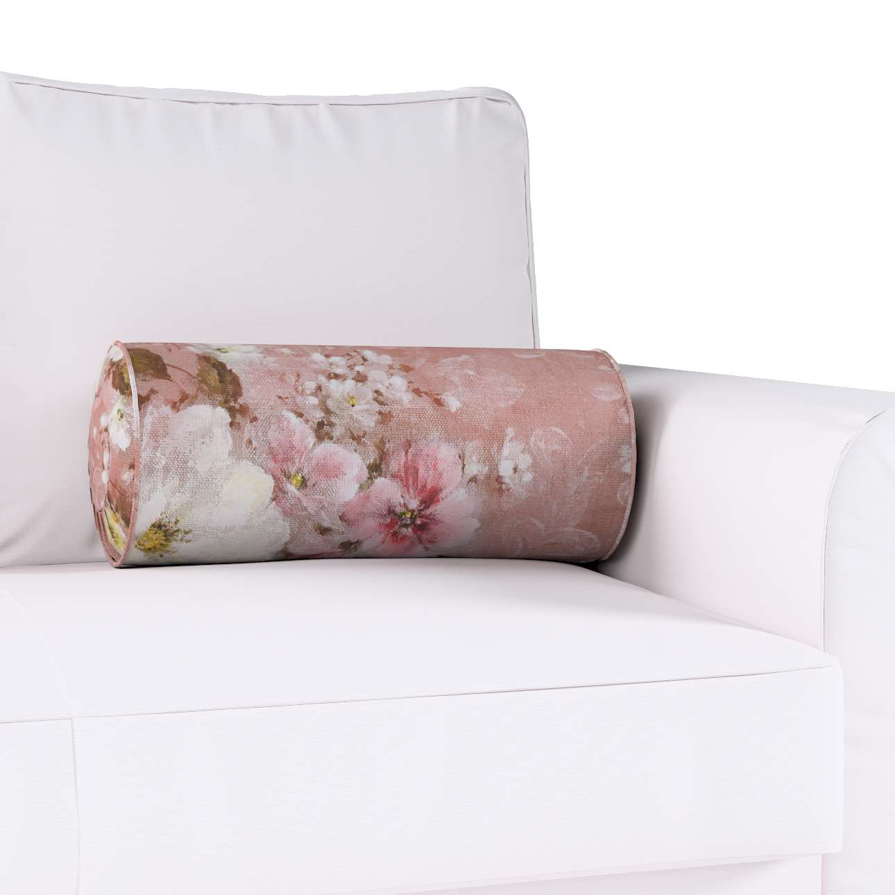 Ritinio formos  pagalvėlė su klostėmis kolekcijoje Monet, audinys: 137-83