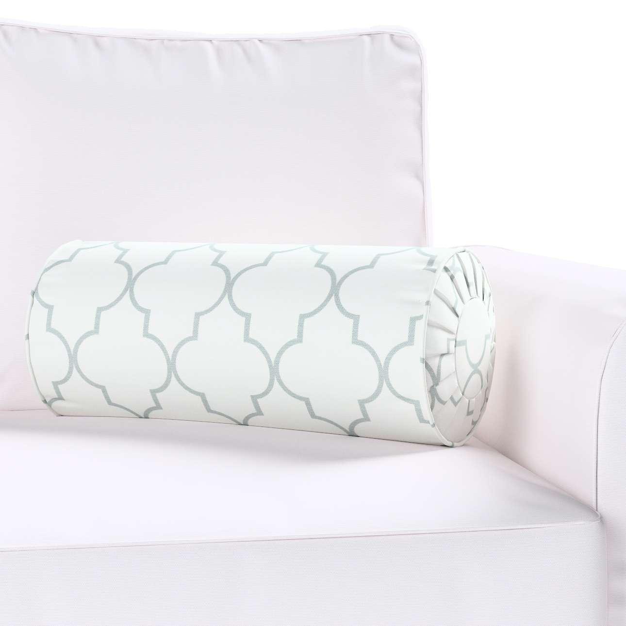 Ritinio formos  pagalvėlė su klostėmis Ø 20 x 50 cm kolekcijoje Comics Prints, audinys: 137-85