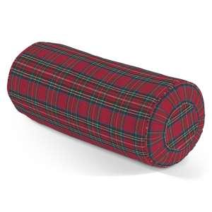 Ritinio formos  pagalvėlė su klostėmis Ø 20 x 50 cm kolekcijoje Bristol, audinys: 126-29
