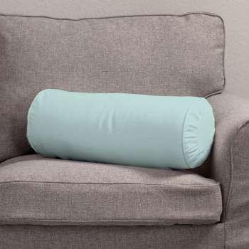 Poduszka wałek z zakładkami Ø 20 x 50 cm w kolekcji Cotton Panama, tkanina: 702-10