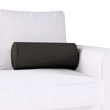 Bolster cushion with pleats in collection Vintage, fabric: 702-36
