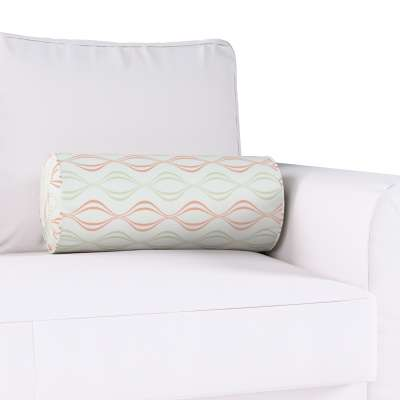 Bolster cushion with pleats in collection SALE, fabric: 141-49