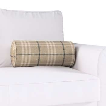 Bolster cushion with pleats in collection Edinburgh, fabric: 703-11