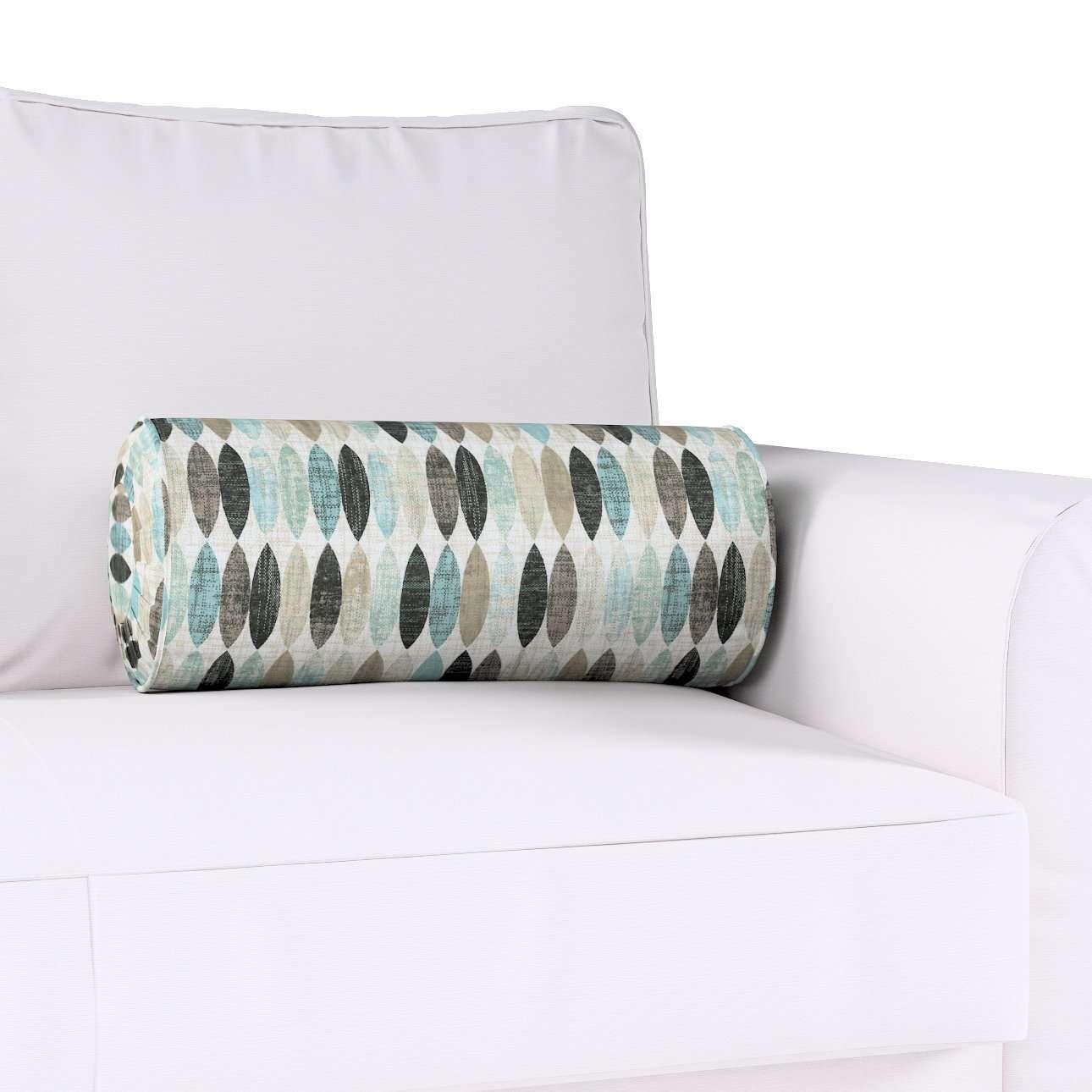 Ritinio formos  pagalvėlė su klostėmis kolekcijoje Modern, audinys: 141-91