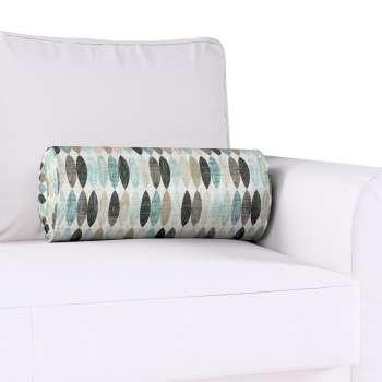 Poduszka wałek z zakładkami w kolekcji Modern, tkanina: 141-91