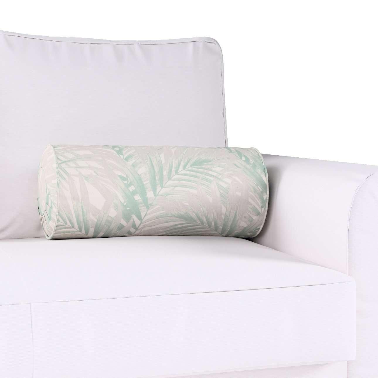 Poduszka wałek z zakładkami w kolekcji Gardenia, tkanina: 142-15