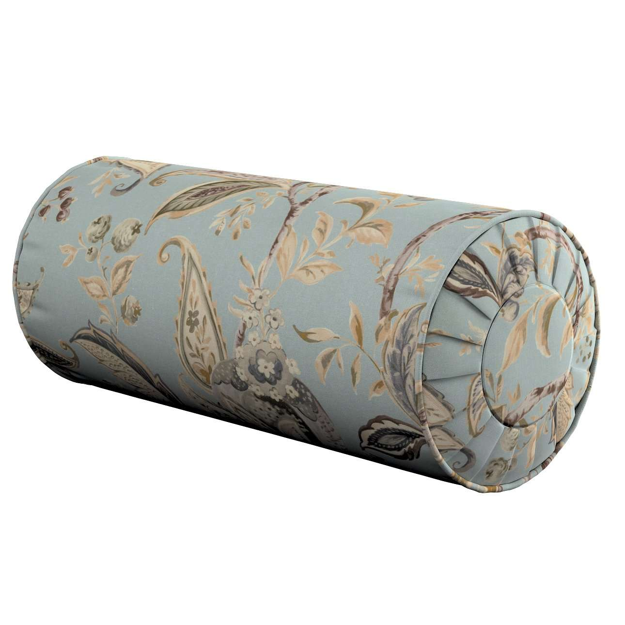 Nakkepute med folder fra kolleksjonen Gardenia, Stoffets bredde: 142-18
