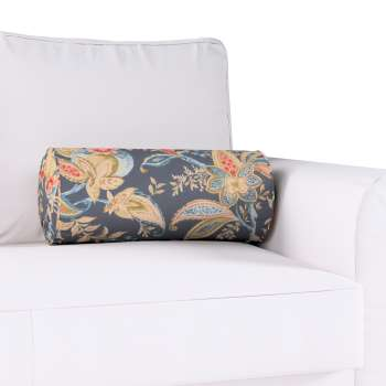 Poduszka wałek z zakładkami w kolekcji Gardenia, tkanina: 142-19