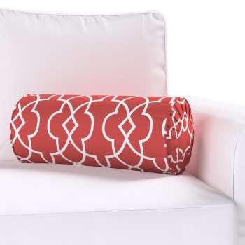 Ritinio formos  pagalvėlė su klostėmis kolekcijoje Gardenia, audinys: 142-21