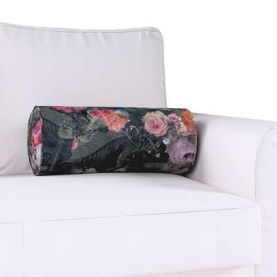 Poduszka wałek z zakładkami w kolekcji Gardenia, tkanina: 161-02