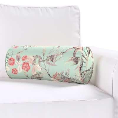 Poduszka wałek z zakładkami w kolekcji Tropical Island, tkanina: 142-62