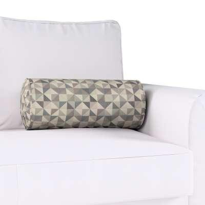 Poduszka wałek z zakładkami w kolekcji Retro Glam, tkanina: 142-84