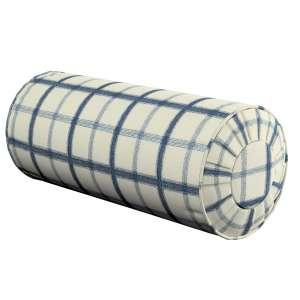 Ritinio formos  pagalvėlės užvalkalas su klostėmis Ø 20 x 50 cm kolekcijoje Avinon, audinys: 131-66
