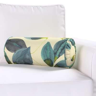 Poduszka wałek z zakładkami w kolekcji Abigail, tkanina: 143-15
