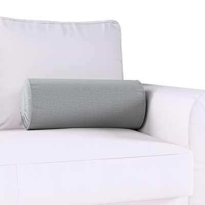 Poduszka wałek z zakładkami w kolekcji Ingrid, tkanina: 705-42