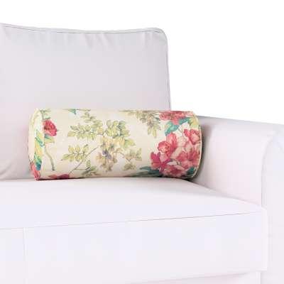 Poduszka wałek z zakładkami w kolekcji Londres, tkanina: 143-40