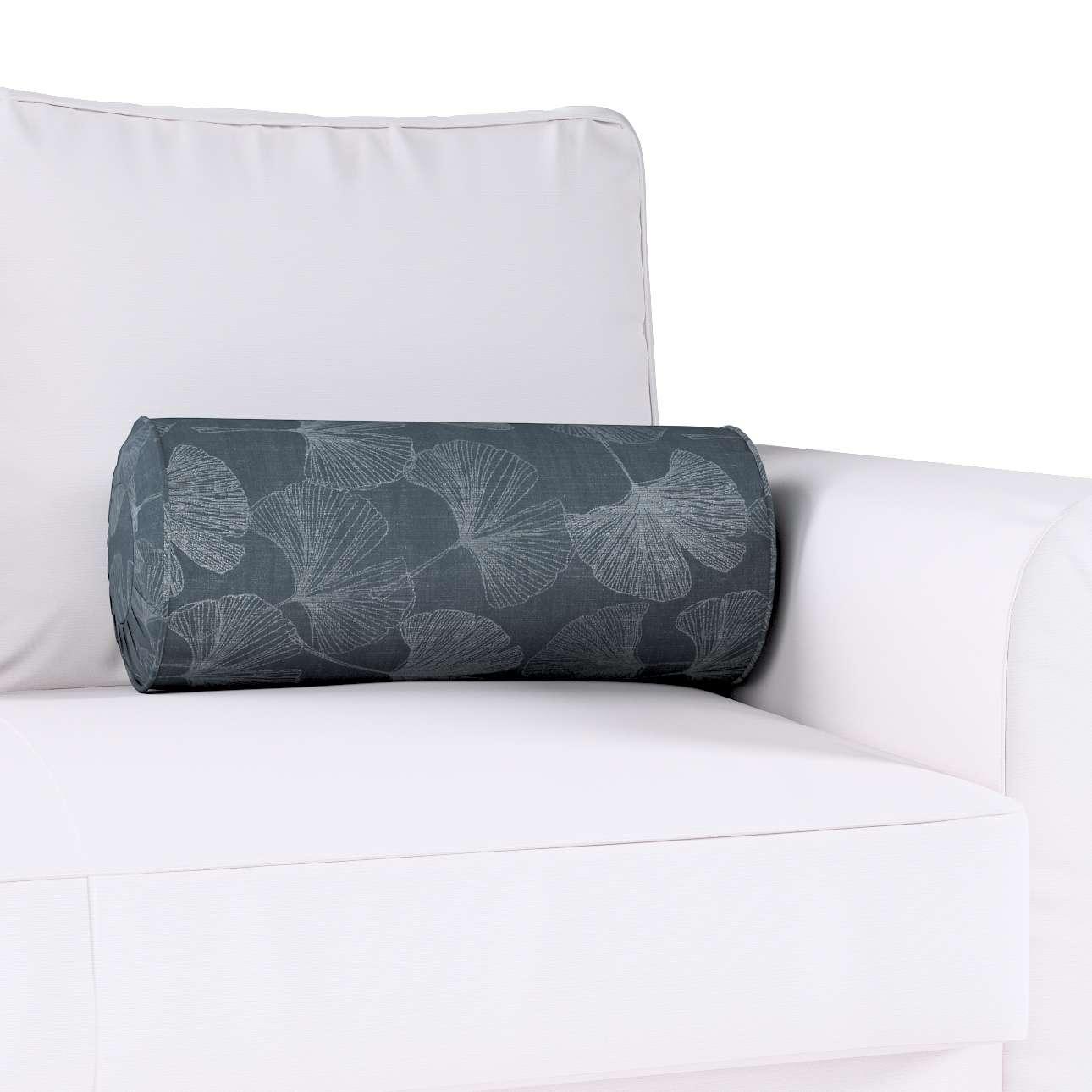 Poduszka wałek z zakładkami w kolekcji Venice, tkanina: 143-52