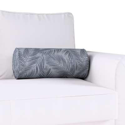 Poduszka wałek z zakładkami w kolekcji Venice, tkanina: 143-53