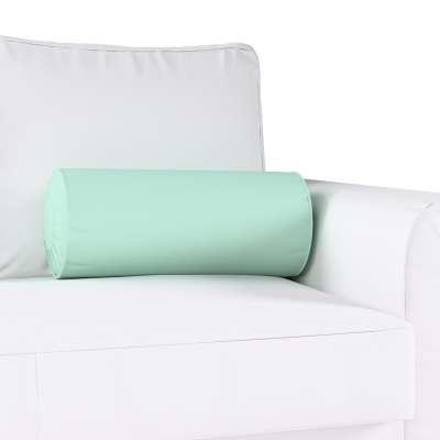 Poduszka wałek z zakładkami w kolekcji Loneta, tkanina: 133-37