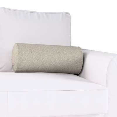 Poduszka wałek z zakładkami w kolekcji Madrid, tkanina: 161-23