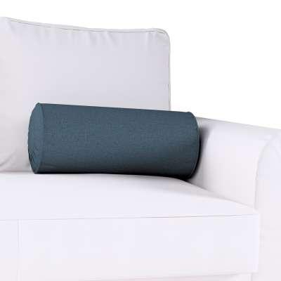 Poduszka wałek z zakładkami w kolekcji Etna, tkanina: 705-30