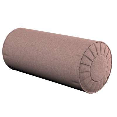 Bolster cushion with pleats 704-83 dusty rose Collection City