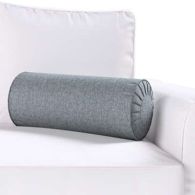 Bolster cushion with pleats 704-86 graphite - gray Collection City