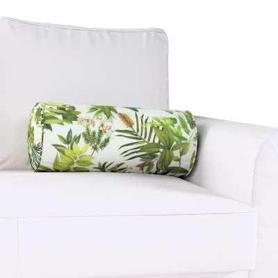 Poduszka wałek z zakładkami w kolekcji Tropical Island, tkanina: 143-69