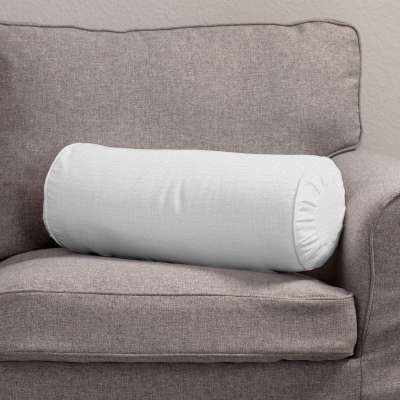 Bolster cushion with pleats 392-04 white Collection Christmas
