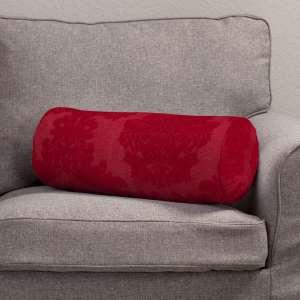 Ritinio formos  pagalvėlė su klostėmis Ø 20 x 50 cm kolekcijoje Damasco, audinys: 613-13