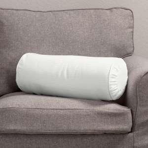 Ritinio formos  pagalvėlės užvalkalas su klostėmis Ø 20 x 50 cm kolekcijoje Jupiter, audinys: 127-01