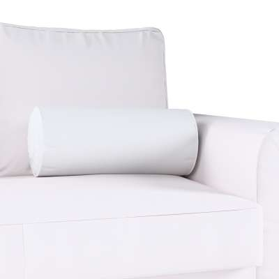 Bolster cushion with pleats in collection Jupiter, fabric: 127-01