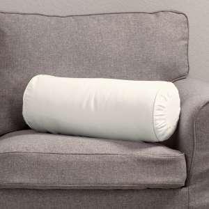 Ritinio formos  pagalvėlės užvalkalas su klostėmis Ø 20 x 50 cm kolekcijoje Jupiter, audinys: 127-00