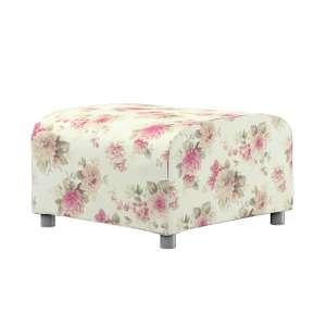 KLIPPAN pufo užvalkalas Klippan footstool cover kolekcijoje Mirella, audinys: 141-07