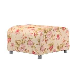 KLIPPAN pufo užvalkalas Klippan footstool cover kolekcijoje Londres, audinys: 123-05