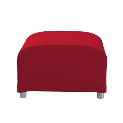 Bezug für Klippan Hocker 705-60 rot Kollektion Etna