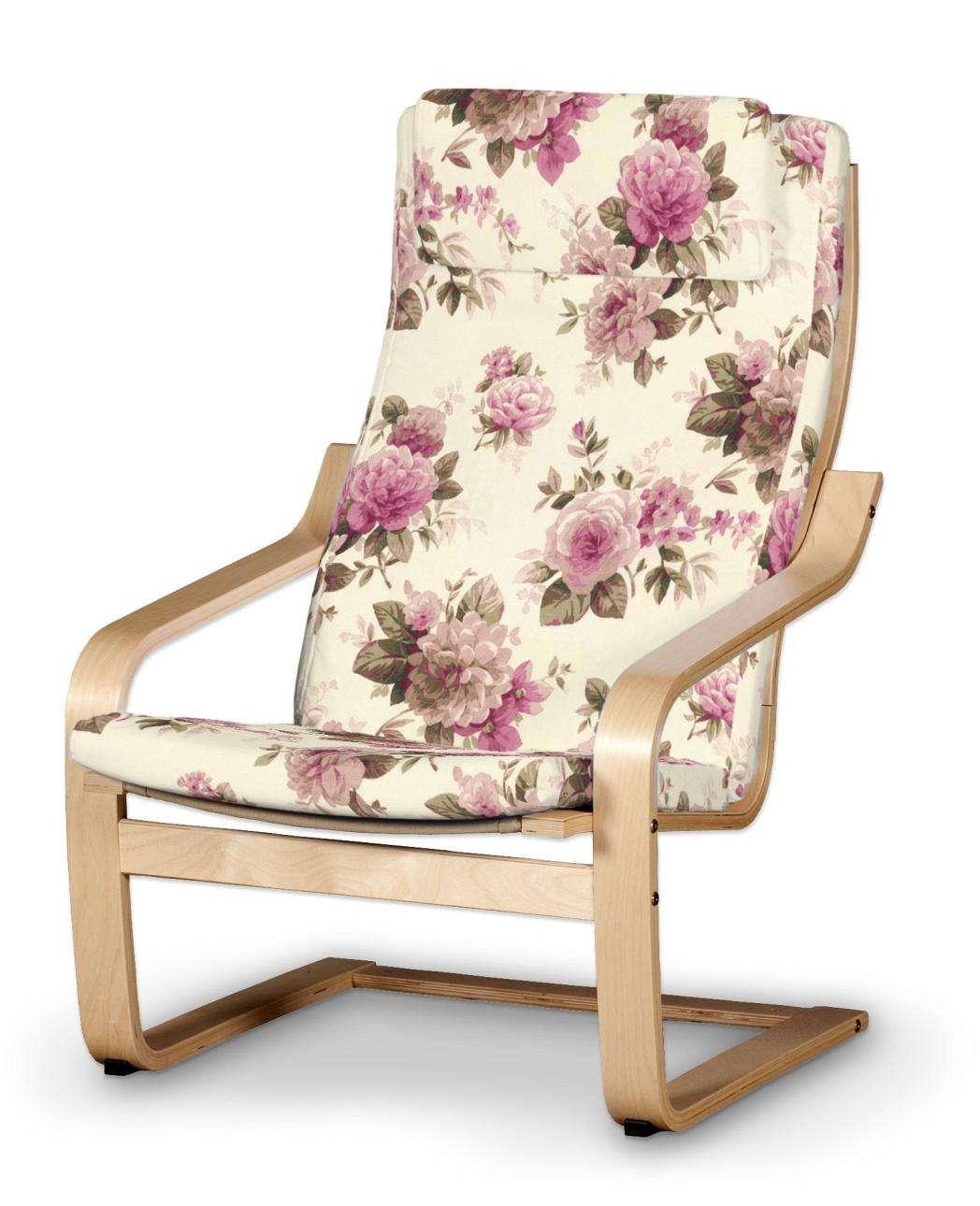 Poäng II  fotelio užvalkalas (su nuimama pagalvėle) Poäng II fotelis su nuimama pagalvėle kolekcijoje Mirella, audinys: 141-07