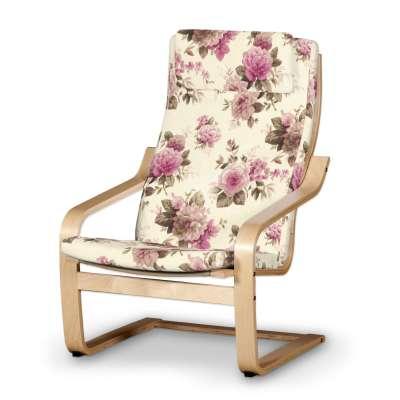 Poduszka na fotel Poäng II w kolekcji Londres, tkanina: 141-07
