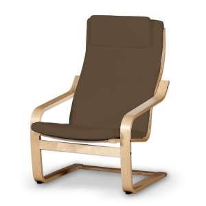 Poäng II  fotelio užvalkalas (su nuimama pagalvėle) Poäng II fotelis su nuimama pagalvėle kolekcijoje Cotton Panama, audinys: 702-02