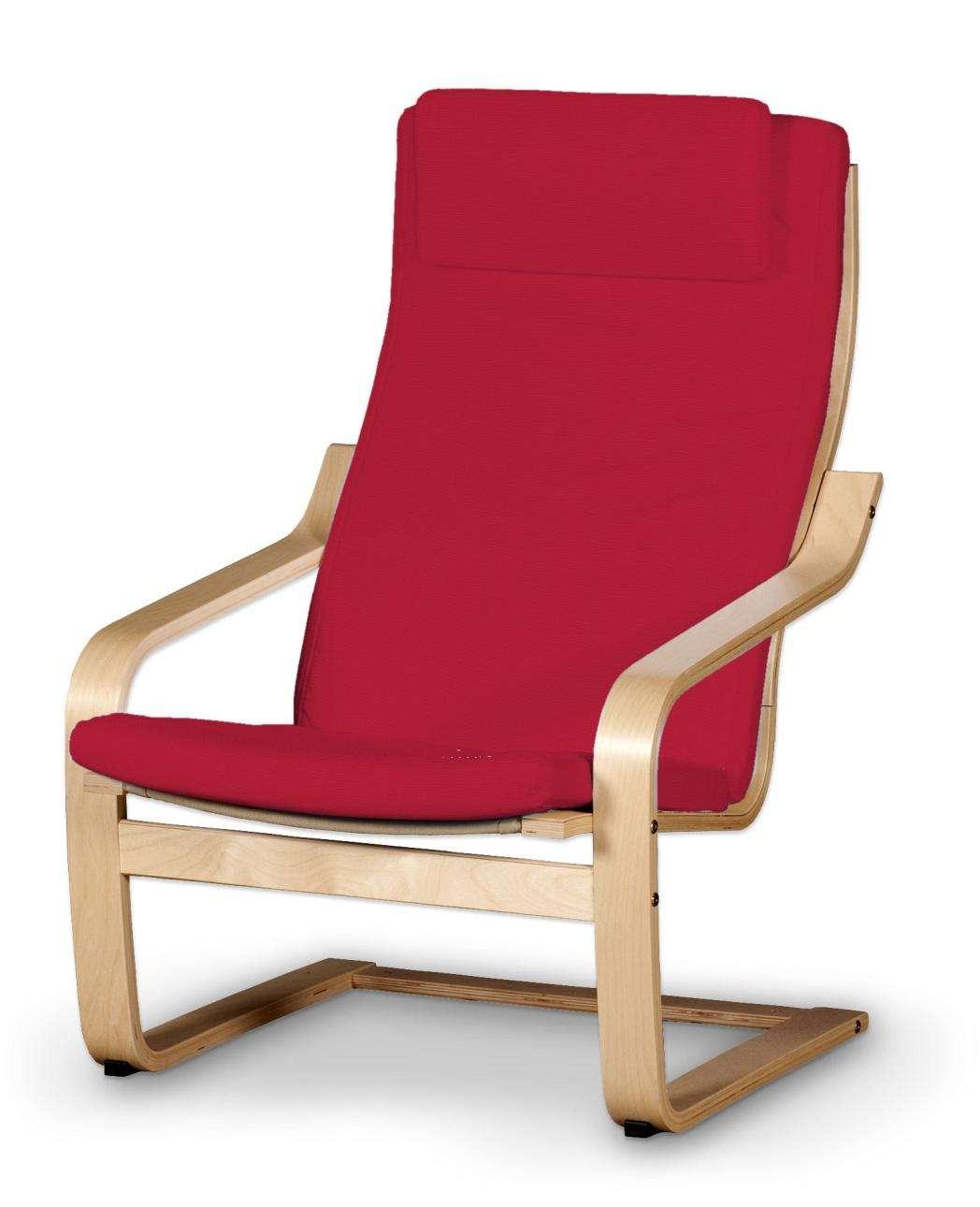 Poäng Sesselbezug II Sesselbezug  Poäng II von der Kollektion Cotton Panama, Stoff: 702-04
