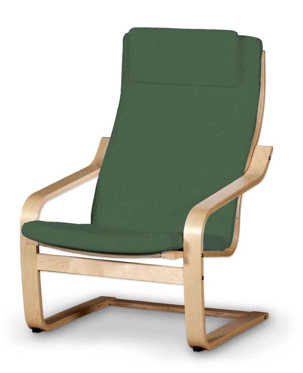 Poduszka na fotel Poäng II Fotel Poäng II w kolekcji Cotton Panama, tkanina: 702-06